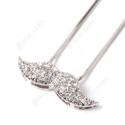 Mustache Pendant Necklace