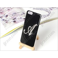 "Initial A Cellphone Color Gilding Case with Swarovski Elements for iPhone 6 (4.7"")"