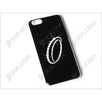 "Initial O Cellphone Color Gilding Case with Swarovski Elements for iPhone 6 (4.7"")"