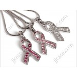 Bling Ribbon Crystal Necklace with Swarovski Elements - Made in KOREA (1 piece)